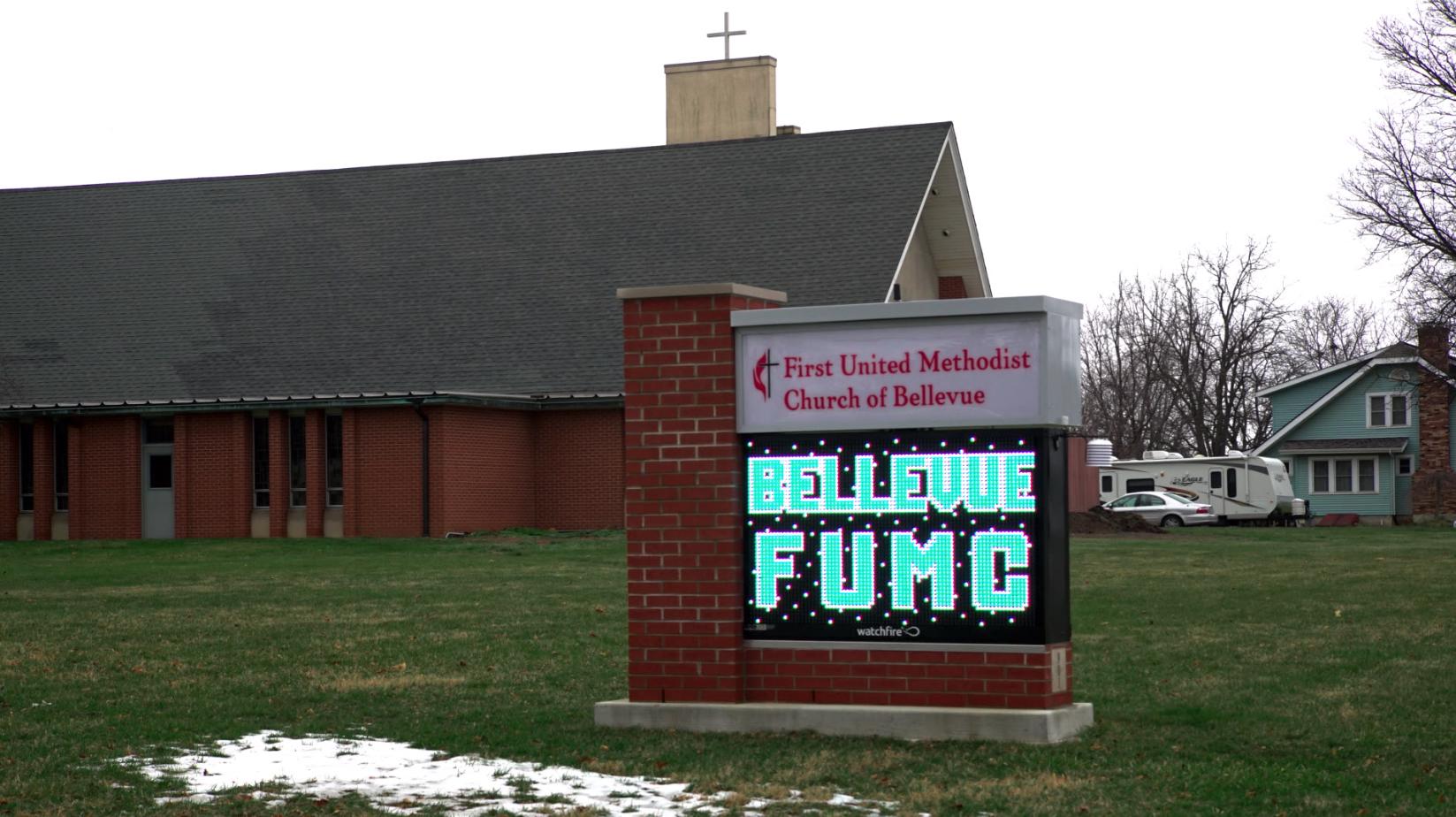 First United Methodist Bellevue