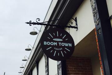 Boom town coffee