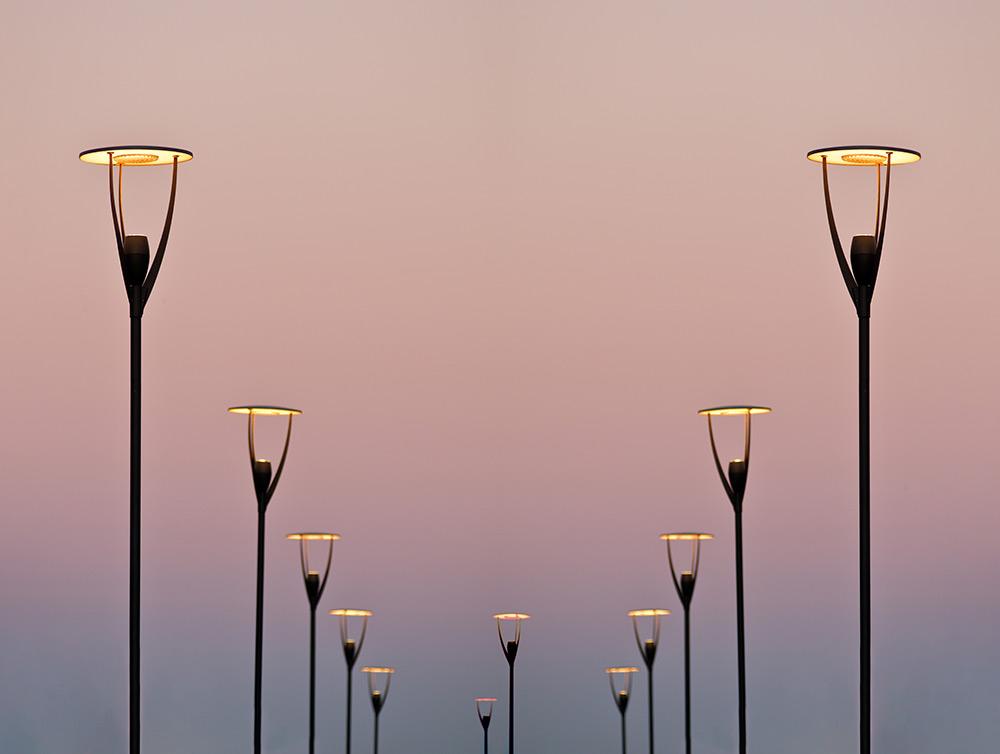 parking lot and building lighting retrofits