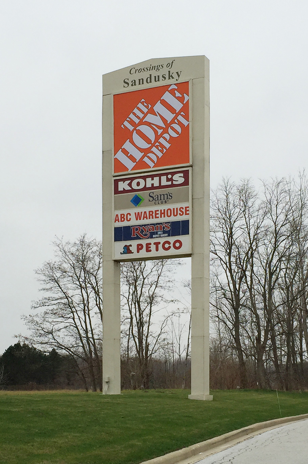 commercial business signs