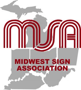 Midwest Sign Association Member