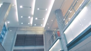 LED lighting layout