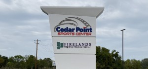 commercial business signage