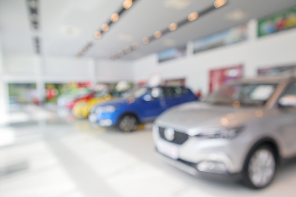 lighting upgrades for auto dealers