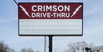custom pylon signs